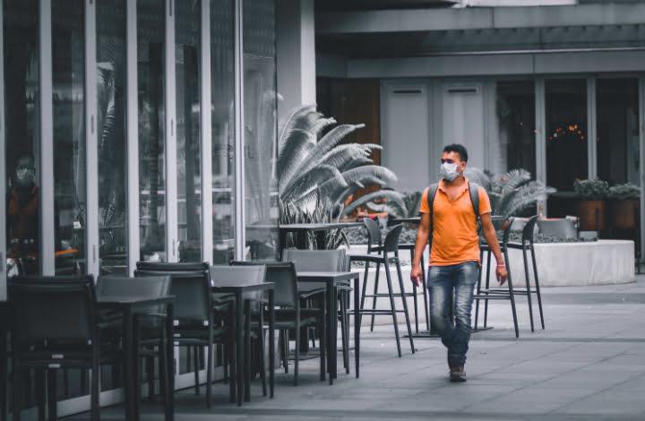 kawiarnie w czasach pandemii